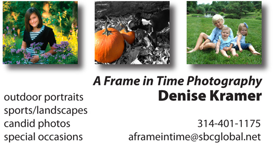 A Frame in Time Photography