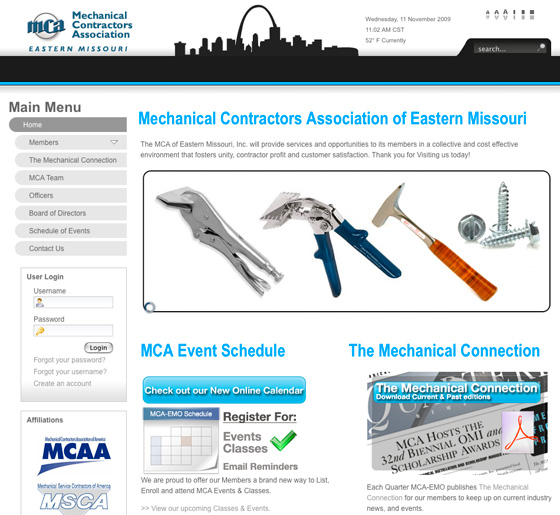 Mechanical Contractors Association of Eastern Missouri