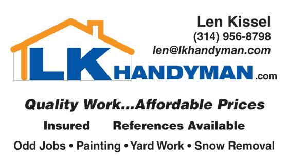 LK Handyman