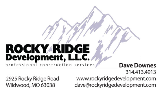 Rocky Ridge Development