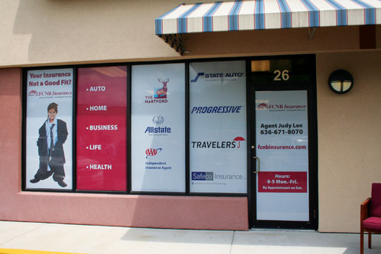 FCNB Window Graphics