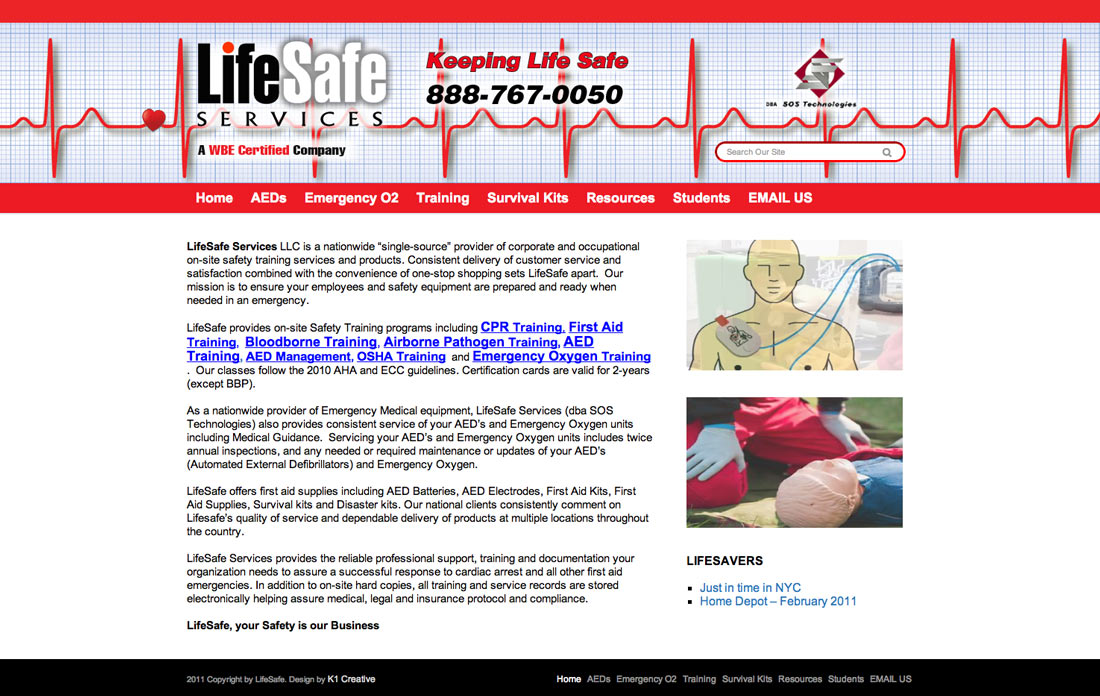 LifeSafe Services