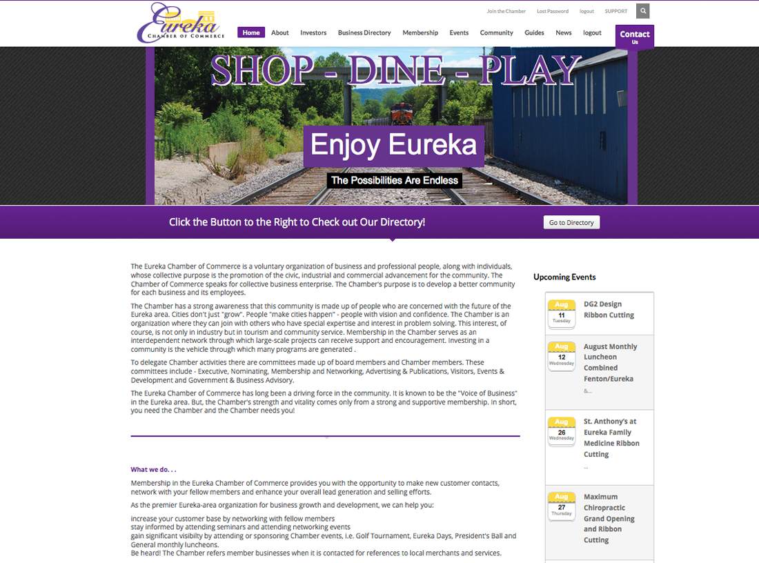 Eureka Chamber of Commerce